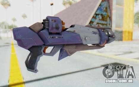 Pharah Mechaqueen Rocket para GTA San Andreas segunda tela