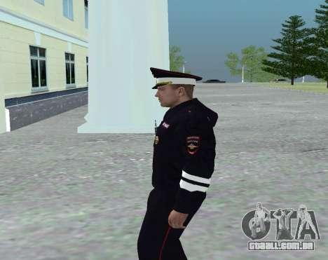 Principais DPS para GTA San Andreas por diante tela