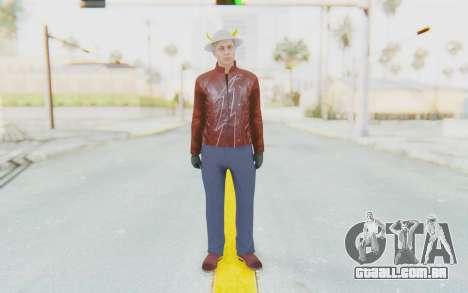 Jay Garrick (Hunter Zoolomon) para GTA San Andreas segunda tela