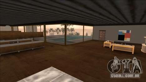 Beta Mulholland Safehouse para GTA San Andreas terceira tela
