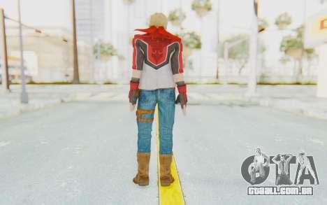 Leo Kliesen Skin para GTA San Andreas terceira tela
