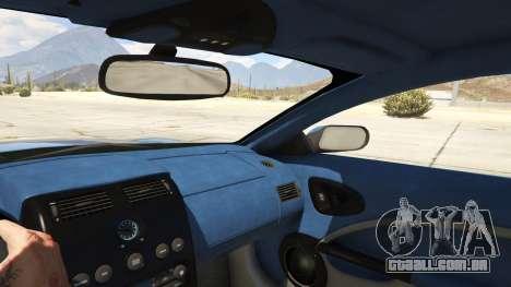 GTA 5 2001 Aston Martin V12 Vanquish vista lateral direita