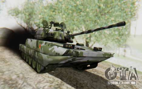Norinco Type 63 para GTA San Andreas