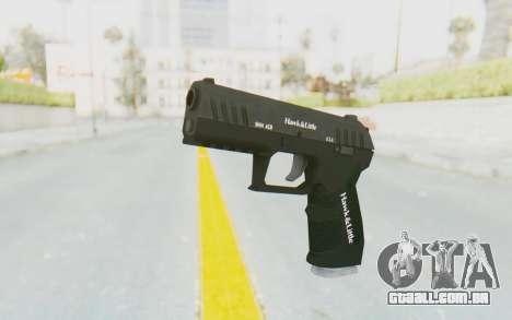 GTA 5 Hawk & Little Combat Pistol para GTA San Andreas segunda tela