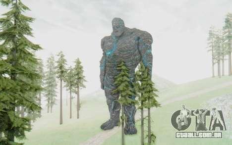 Oceanus para GTA San Andreas segunda tela