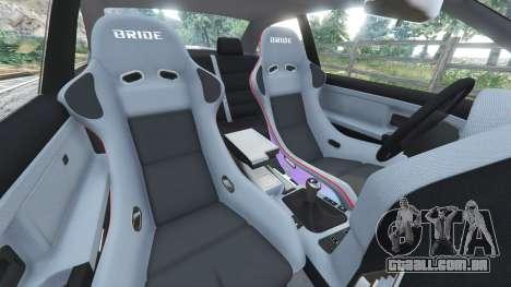BMW M3 (E36) Street Custom para GTA 5