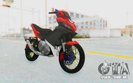 Yamaha Jupiter MX 135 Semi Roadrace para GTA San Andreas