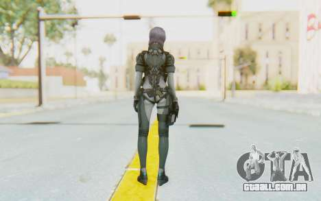 Ghost In The Shell First Assautl Motoko v2 para GTA San Andreas terceira tela