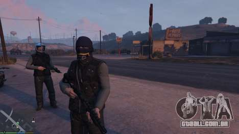 GTA 5 Heist Project 0.4.32.678 segundo screenshot