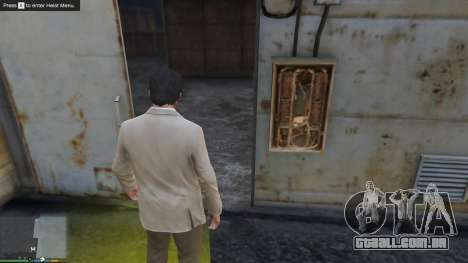 GTA 5 Heist Project 0.4.32.678 quarto screenshot