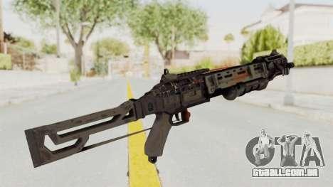 Black Ops 3 - KRM-262 para GTA San Andreas segunda tela