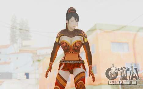 Dynasty Warriors 7 - Lian Shi v1 para GTA San Andreas