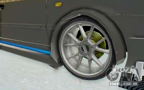 Ikco Soren Full Sport para GTA San Andreas vista traseira