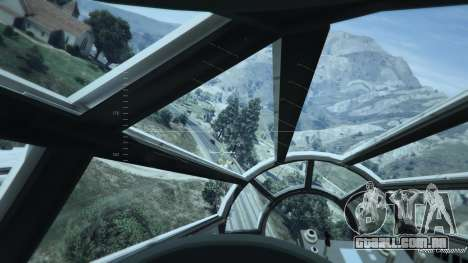 GTA 5 Star Wars Millenium Falcon 5.0 oitmo screenshot