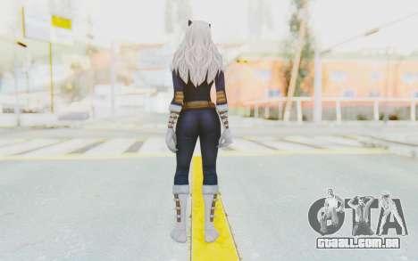 Marvel Future Fight - Black Cat (Claws) para GTA San Andreas terceira tela