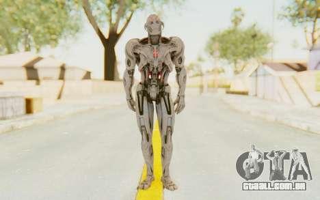 Marvel Heroes - Ultron Prime (AOU) para GTA San Andreas segunda tela
