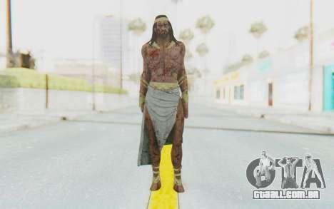 Poseidon v1 para GTA San Andreas segunda tela
