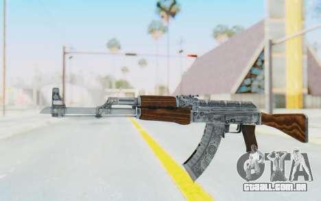 CS:GO - AK-47 Cartel para GTA San Andreas