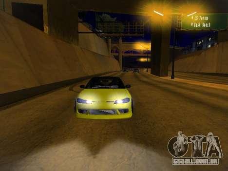 Nissan Silvia S15 para o motor de GTA San Andreas