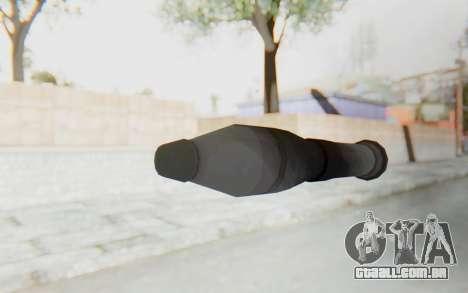 Missile from TF2 para GTA San Andreas por diante tela