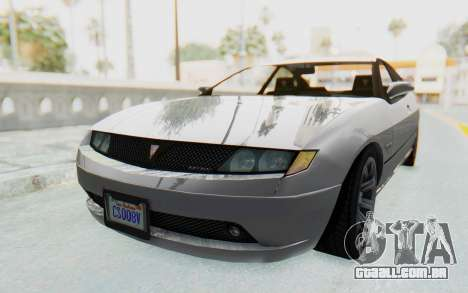 GTA 5 Imponte DF8-90 IVF para GTA San Andreas