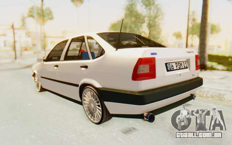 Fiat Tempra Special TR para GTA San Andreas vista direita