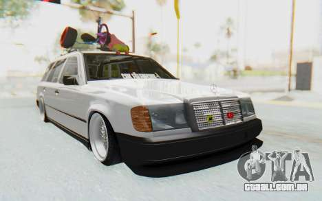Mercedes-Benz W124 Stance Works para GTA San Andreas