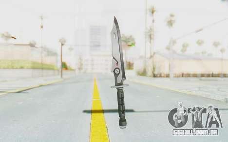 Seulbi Weapon para GTA San Andreas segunda tela
