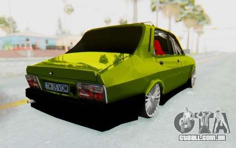 Dacia 1300 4x4 para GTA San Andreas vista direita