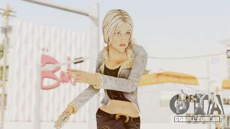 CrimeCraft - Russian Mafia Woman para GTA San Andreas