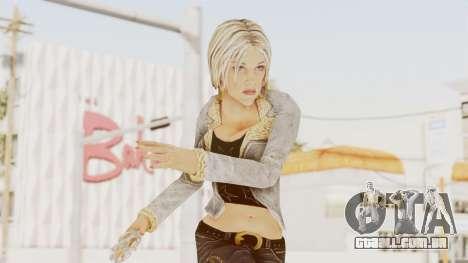 CrimeCraft - Russian Mafia Woman para GTA San Andreas