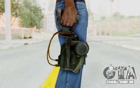 Mesmetron from Fallout 3 para GTA San Andreas terceira tela