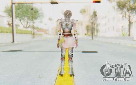 Dynasty Warriors 8: Xtreme Legends - Lu Lingqi 2 para GTA San Andreas terceira tela