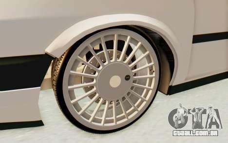 Fiat Tempra Special TR para GTA San Andreas vista traseira
