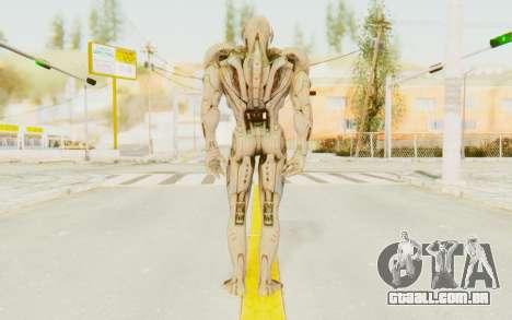 Marvel Heroes - Ultron Prime (AOU) para GTA San Andreas terceira tela