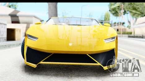 GTA 5 Pegassi Reaper v2 IVF para GTA San Andreas