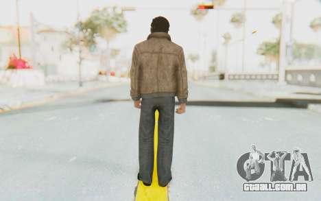 Mafia 2 - Joe Barbaro DLC para GTA San Andreas terceira tela