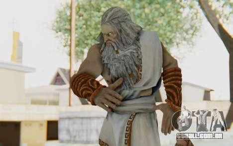 Zeus Skin para GTA San Andreas