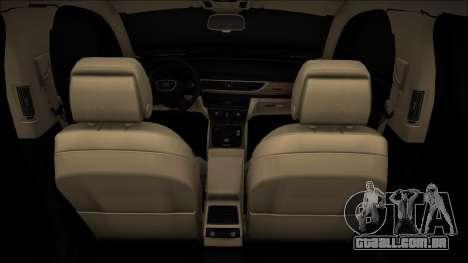 Audi S6 para GTA San Andreas vista direita