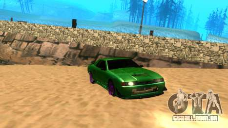 Elegy 1.3 by Mr.Phantom para GTA San Andreas