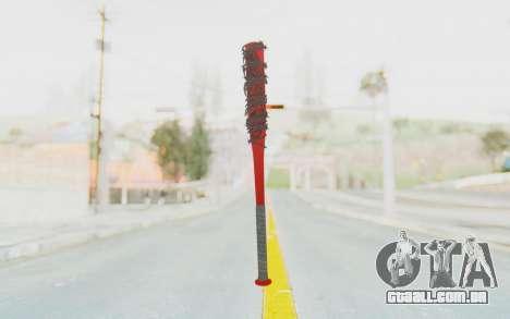 Lucile Bat v3 para GTA San Andreas segunda tela