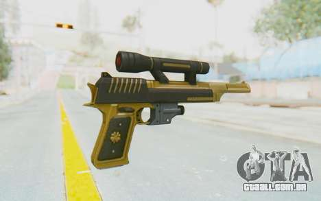 APB Reloaded - ACT 44 Gold para GTA San Andreas segunda tela
