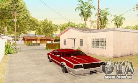 New Tahoma from GTA 5 para GTA San Andreas