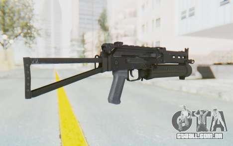 Federation Elite PP19 para GTA San Andreas segunda tela