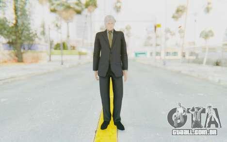Lee Chaolan para GTA San Andreas segunda tela