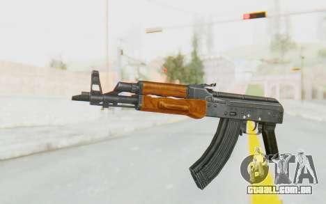 AK-47U v1 para GTA San Andreas segunda tela