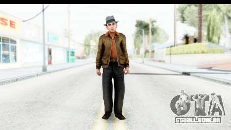 Mafia 2 - Marty para GTA San Andreas segunda tela