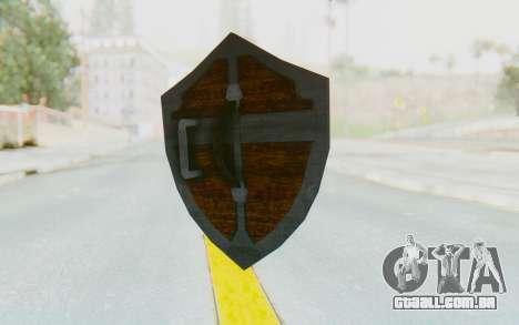 Hylian Shield HD from The Legend of Zelda para GTA San Andreas segunda tela