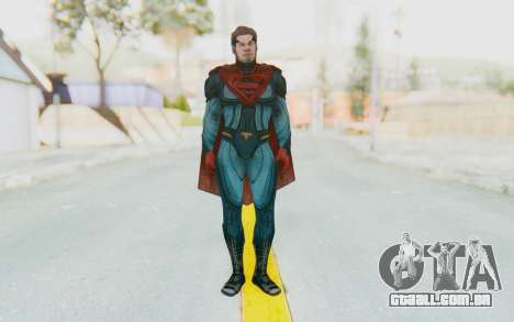 Injustice 2 - Superman para GTA San Andreas segunda tela