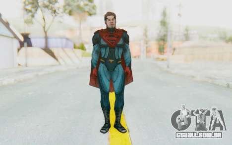 Injustice 2 - Superman para GTA San Andreas segunda tela